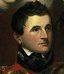 Portrait of Maj Gen Sir Robert John Harvey 1785-1860 Of Mousewood House, Norfolk