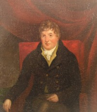 Portrait of Robert Harvey of Watton Norfok 1753-1820