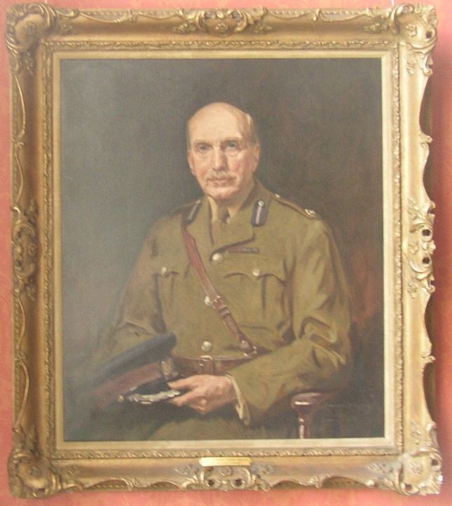 Portrait of Cuthbert Eden Heath OBE 1859-1939 