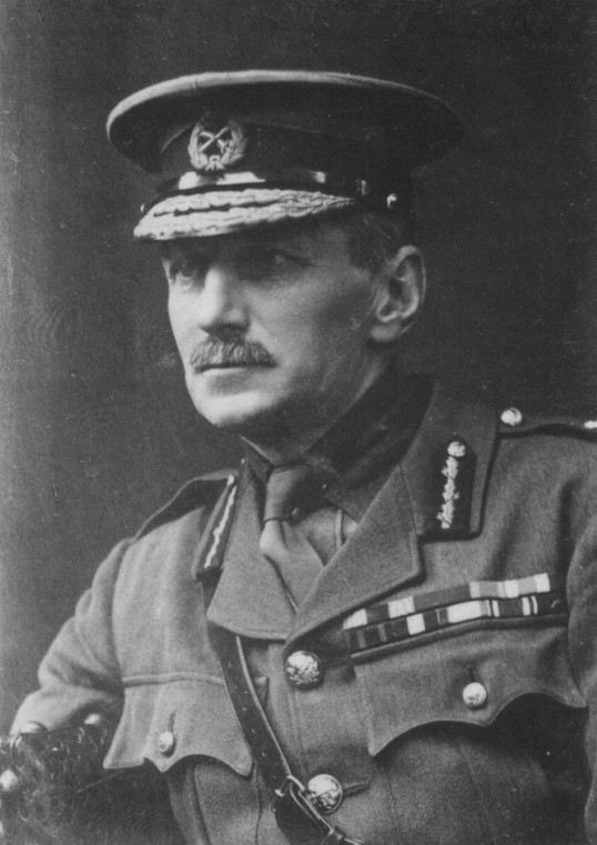 Portrait of Major-General Sir Gerard Moore Heath