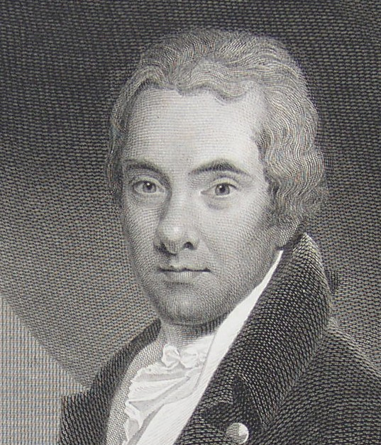 Deal of the portrait of William Wilberforce engraved by James Heath ARA from the painting by the artist painter John Russell RA