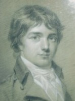 Portrait of George Heath 1779-1852 of Kitlands Surrey