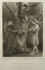 Twelth Night or What You Will Painted by Thomas Stothard RA, Engraved by James Heath Engraver to his Majesty and his RH the Prince of Wales.