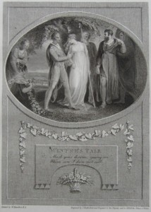 Winters Tale Painted by Thomas Stothard RA, Engraved by James Heath Engraver to his Majesty and his RH the Prince of Wales.