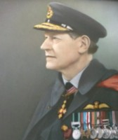 Portrait of Air Marshall Sir Maurice Lionel Heath 1909-1998
