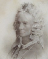 Photographic portrait of Elizabeth Jones nee Helsham 1801-1866