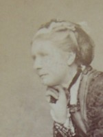 Rosamond Jane Marsh-Caldwell known as Posy 1823 - 1911